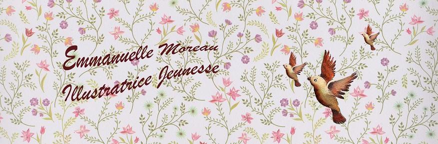 Emmanuelle Moreau - illustratrice jeunesse