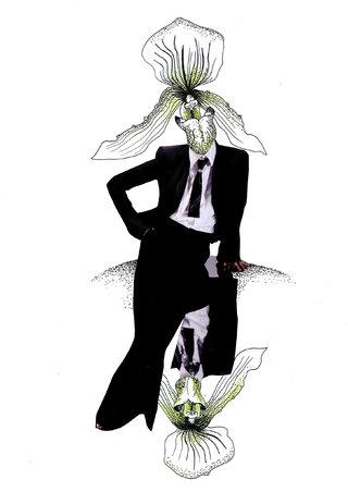 Narcisse - Humano végétaux