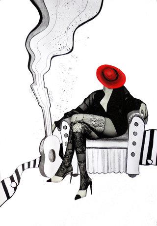 """Série """"un air de Tango"""""""