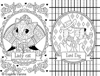 Coloriage Lady-Lord