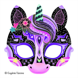 Masques gratter