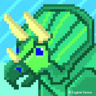 Pixels à gratter