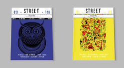 Street covers - Queste Eva-graphiste