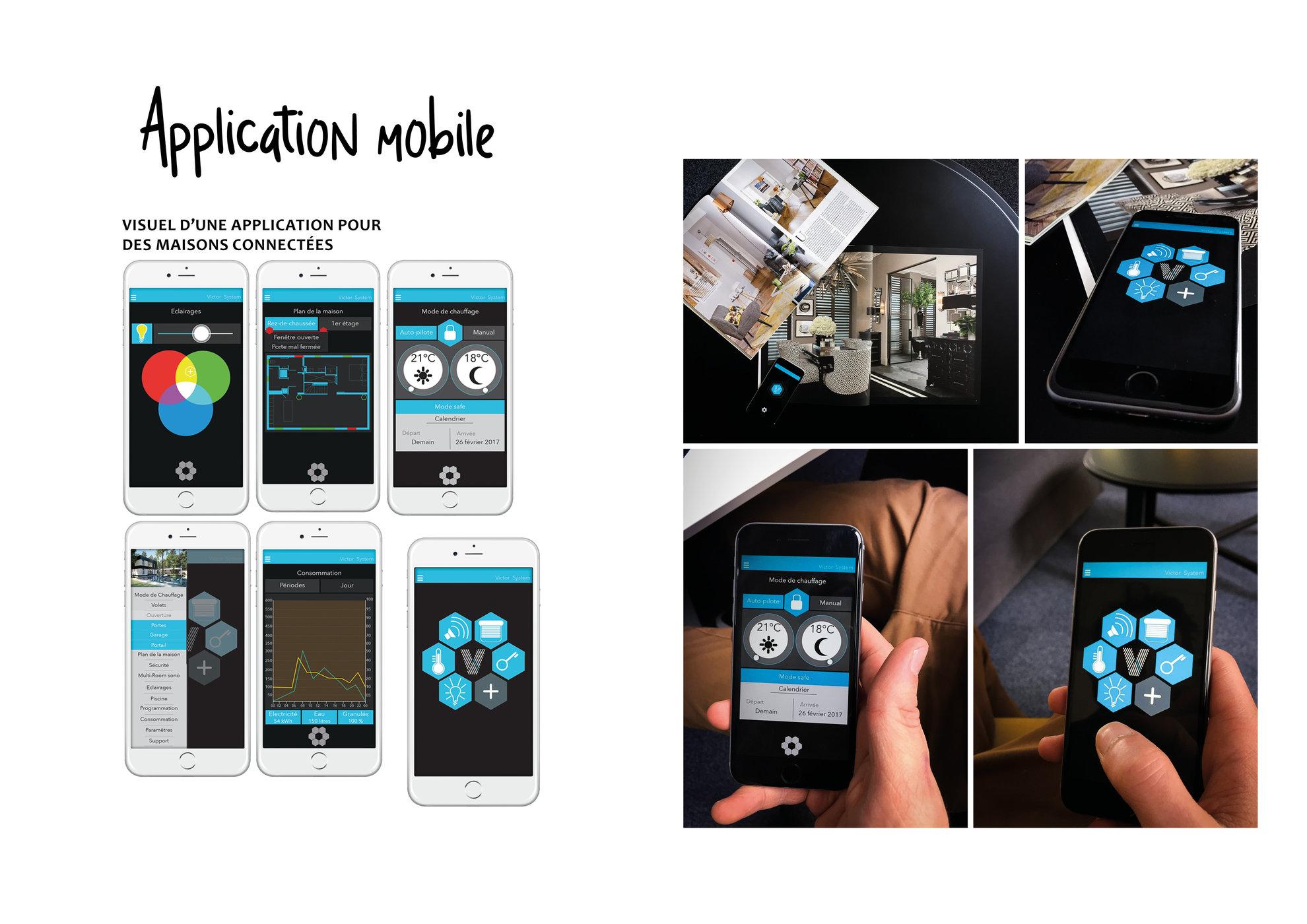 Réalisation d'une application mobile