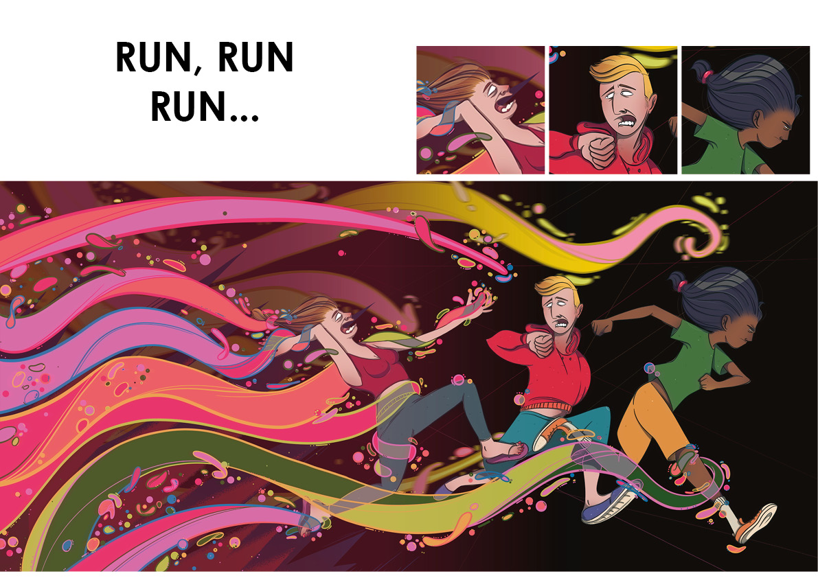 RUN , Run , run ...