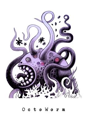 octoworm<br/><span></span>