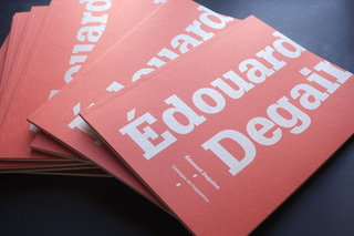 Catalogue d'exposition Edouard Degaine -
