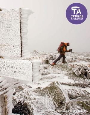 Réalisation de la brochure Terres d'Aventure Accompagnés 2017