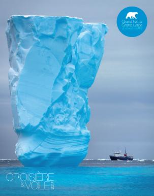 Réalisation de la brochure Terres d'Aventure Croisière 2017