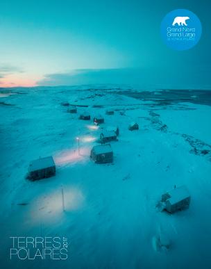 Réalisation de la brochure Terres d'Aventure Terres Polaires2017