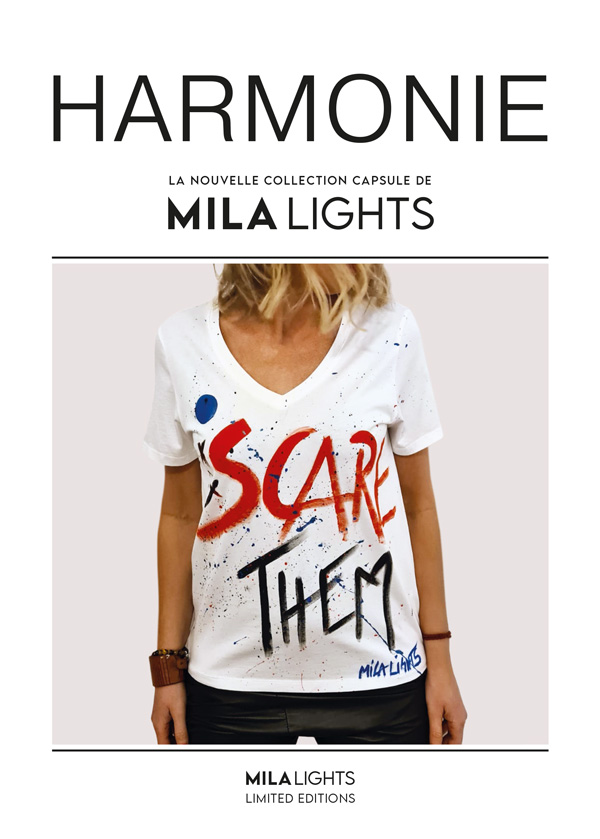 4 Pages Collection Mila Lights Limited Edition - Couverture