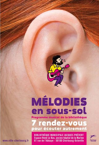 Mélodies en sous-sol / 2013