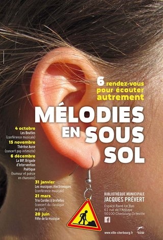 Mélodies en sous-sol / 2015