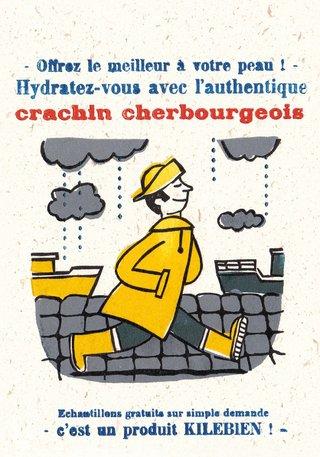 Le crachin cherbourgeois