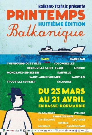 Printemps Balkanique 2013
