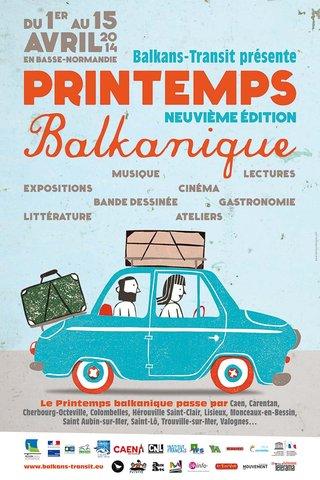 Printemps Balkanique 2014