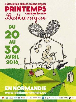 Printemps Balkanique 2016