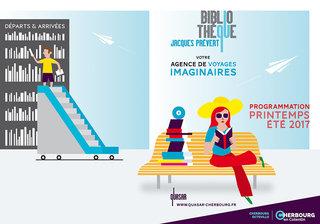 Agence de voyages imaginaires