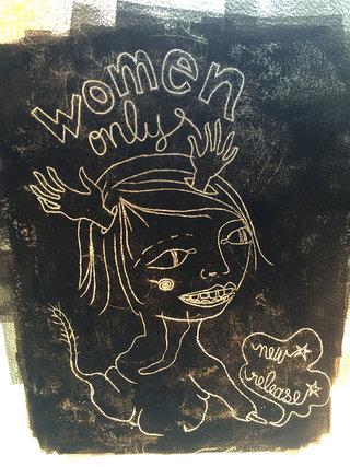 Women Fantôme