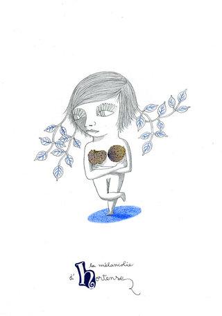 La mélancolie d'Hortense
