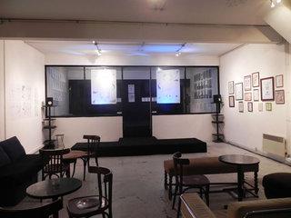 Le Salon, Nice, juin 2012