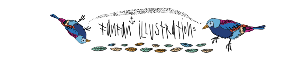 FanFan Illustration