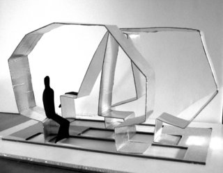 Création d€™un dispositif architectural en plein air