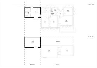 Extension PMR d€™une maison d€™habitation