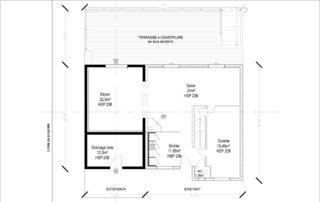 RDC Extension maison individuelle