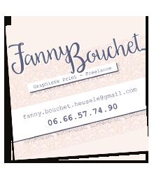 Book de Fanny BOUCHET - Graphisme et Édition Portfolio :