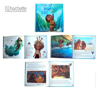 Hachette Jeunesse Collection Disney