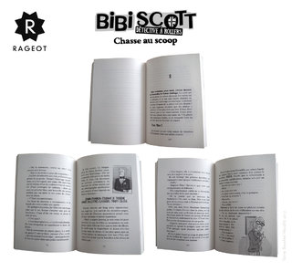 Rageot / Bibi Scott