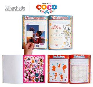 Hachette Jeunesse Collection Disney / Coco