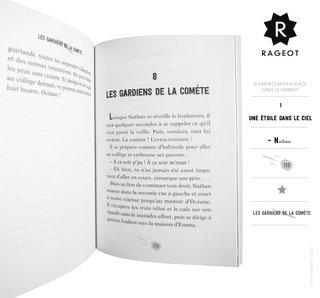 Rageot / Les gardiens de la comète