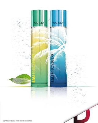 Parfum eau d'été