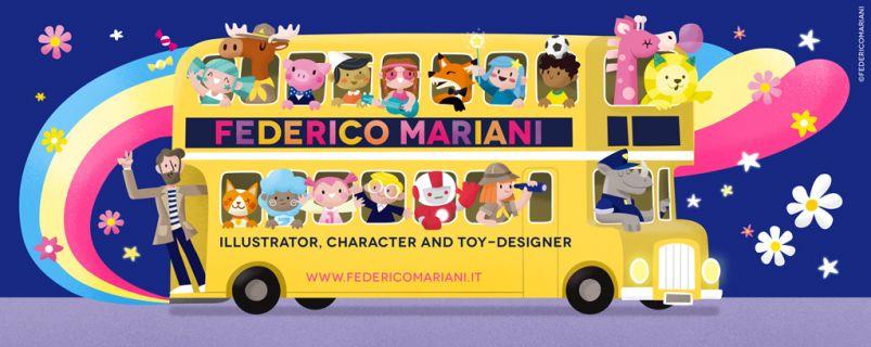 Ultra-book de Federico Mariani Portfolio