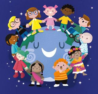 Love all children of the world