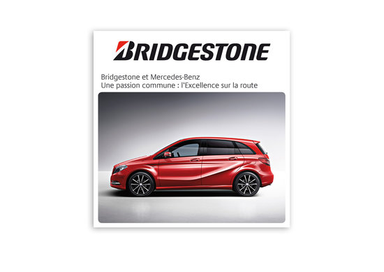 Bridgestone & Mercedes-Benz (2012)