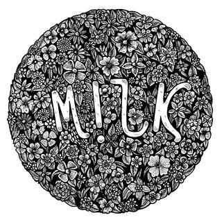 MILK & Flowers.