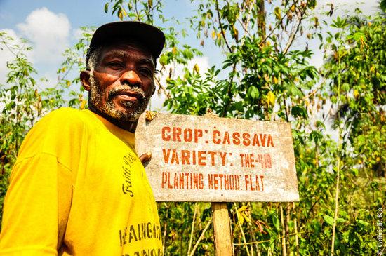 Bong County_Liberia, 2012