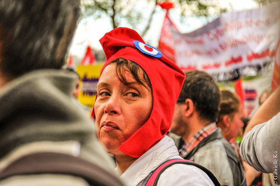 La révolution coquine, 2013