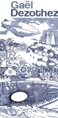 Gaël Dezothez Portfolio :Carnet de dessins