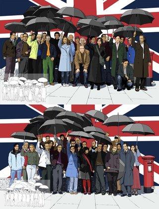 Tous à Londre