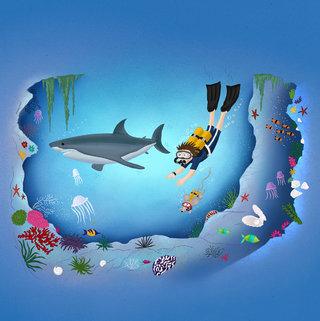 Désordre au royaume des poissons