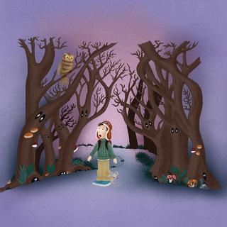 La forêt des illusions