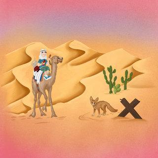 Le désert aux multiples possibilités