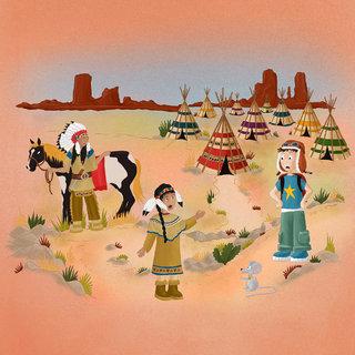 Les tribus des grandes plaines