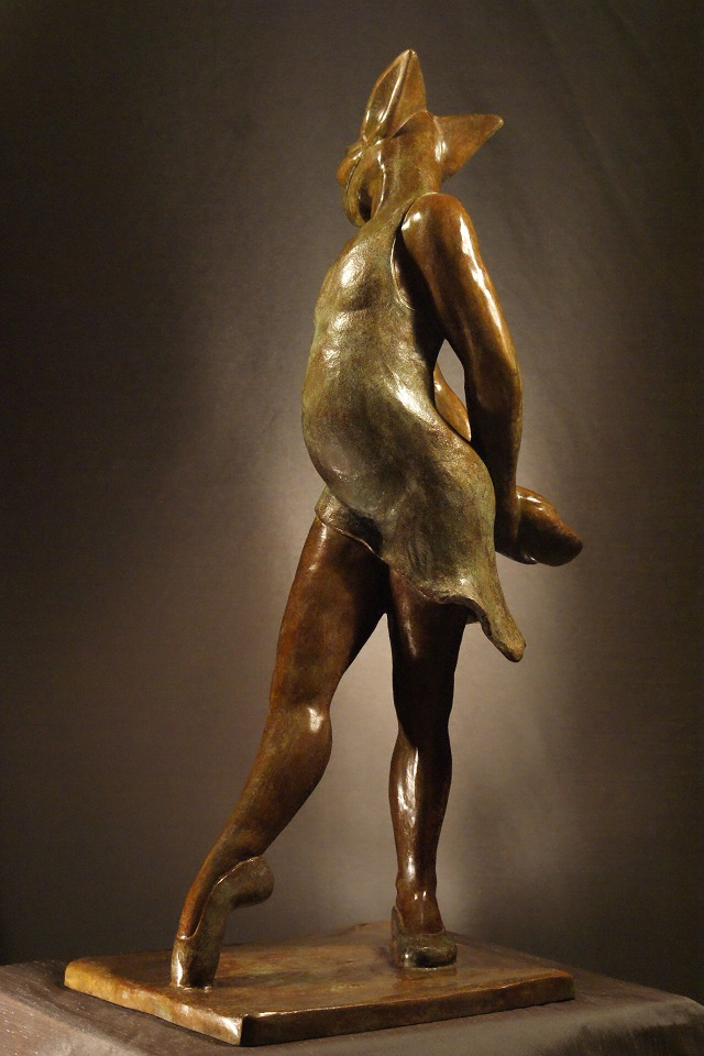danceuse bronze<br/><span></span>
