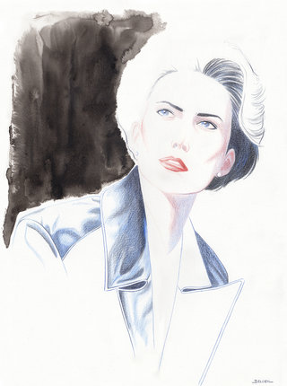 Lara Flynn Boyle -  Geoffrey Beloeil