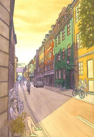 Copenhagen -Geoffrey Beloeil